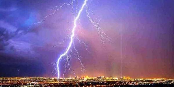 هشدار هواشناسی؛باد شدید و رعد و برق در بیشتر کشور
