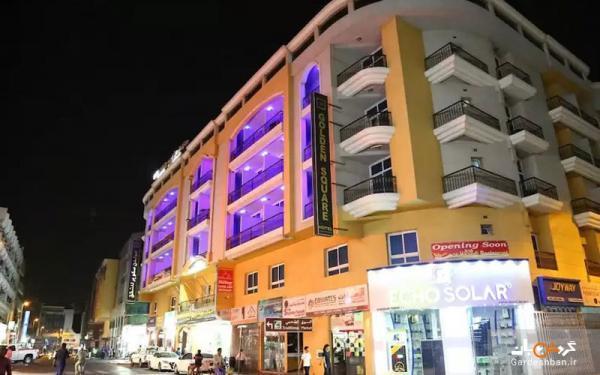 گلدن اسکور؛ اقامتگاهی مقرون به صرفه برای گذراندن تعطیلات در دبی