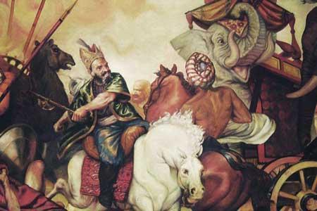 روایت تاریخ از جنگ ایران با یک ابرقدرت