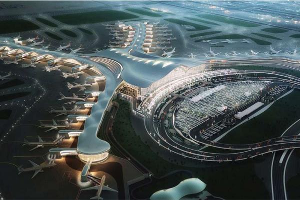 امکانات فرودگاه بین المللی ابوظبی چیست؟