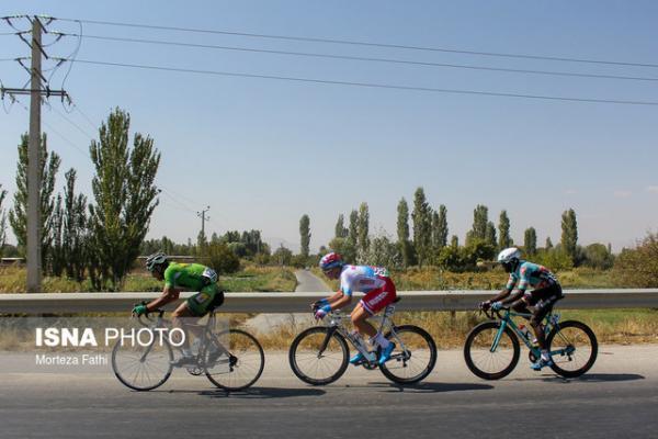 درخشش رکابزن خوزستانی در مسابقات جایزه بزرگ کشور