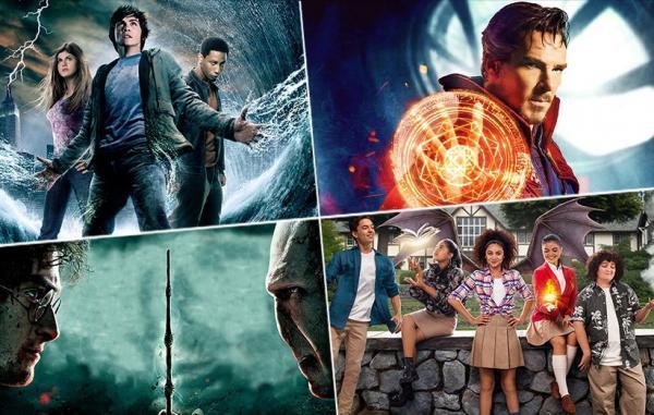 15 فیلم شبیه هری پاتر برای عاشقان دنیای جادوگری