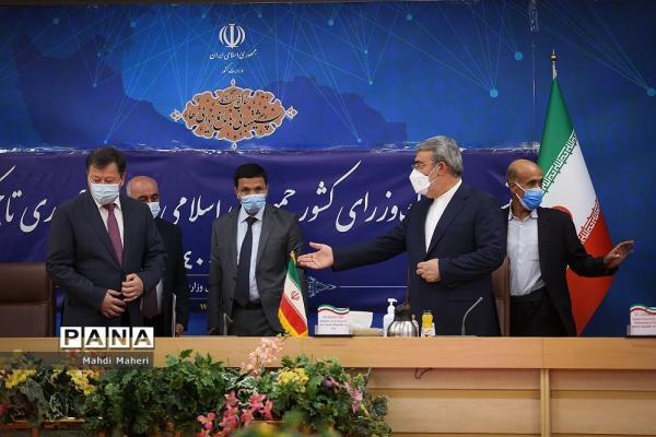 رحمانی فضلی: اراده ایران و تاجیکستان بر توسعه همکاری هاست