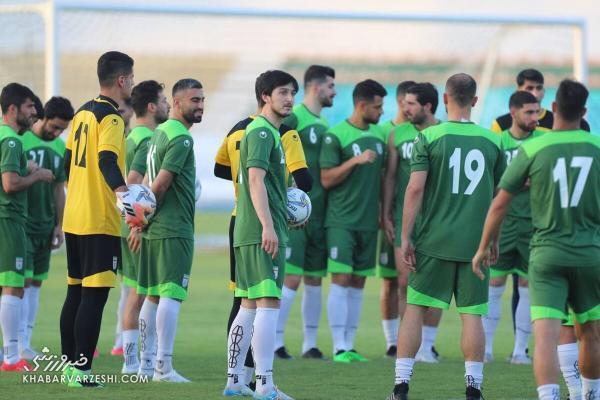 شام آخر تیم ملی بدون حضور خبرنگاران، مقصر وزیر ورزش بود!