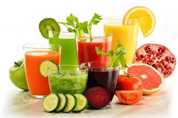 تغذیه سالم به وقت تابستان و فصل گرما