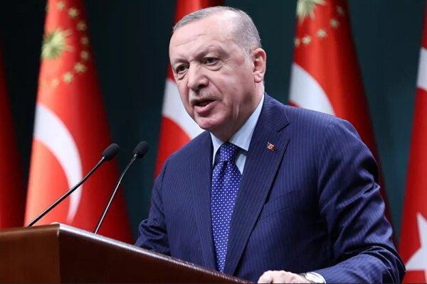 اردوغان: ترکیه آماده عادی سازی روابط با ارمنستان است