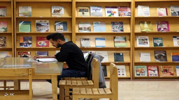 عضویت در کتابخانه های مهاباد کاهش یافت
