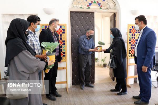 تجلیل از فعالان دولتی گردشگری یزد به بهانه روز جهانی گردشگری